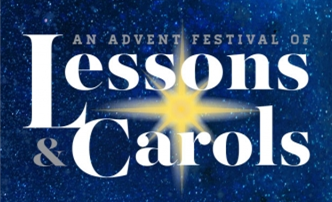 An Advent evening of Lessons and Carols